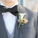 Groom and Groomsmen Attire: Perry Ellis from Macy's  Floral Designer: Patina Polished Living