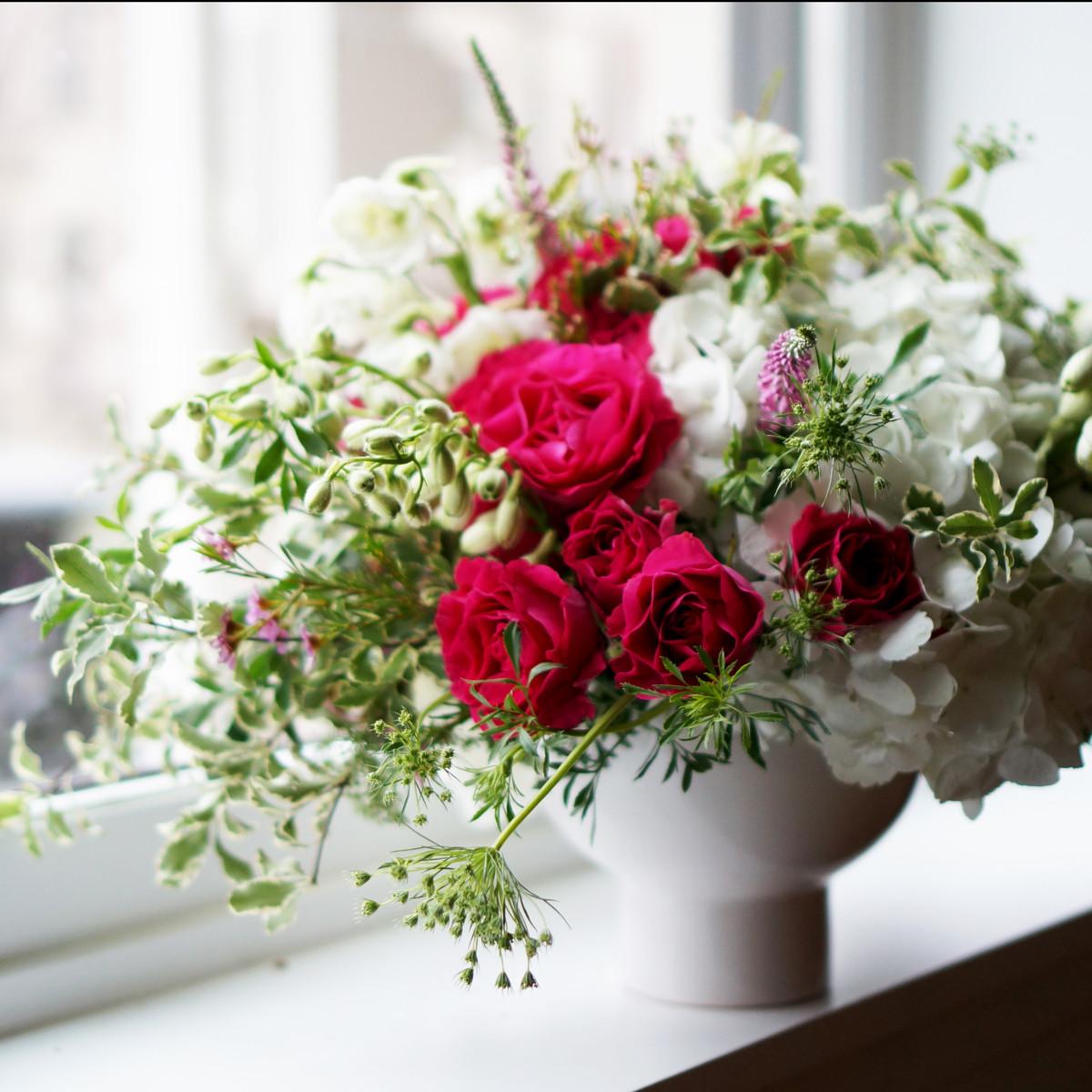 Gromeza Floral Design Studio Flowers Chicago Il Weddingwire