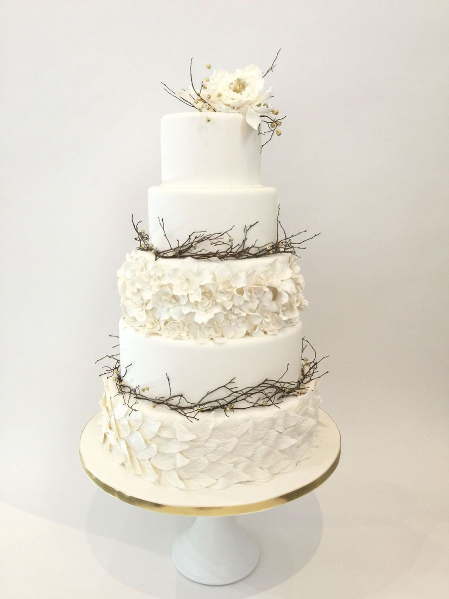 The Frosted Affair - Wedding Cake - Nashville, TN - WeddingWire