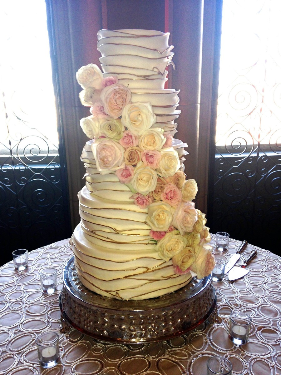 Mod Bakehouse - Wedding Cake - Fort Worth, TX - WeddingWire