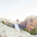 130x130 sq 1521812250 03fcecf61f02882a 1435272202514 angelslandingzionnationalparkwedding 2