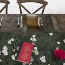 Venue:Laurel Creek Manor  Floral Designer:Pike Place Market  Rentals: Vintage Ambiance andABC Rentals
