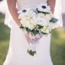 Dress Designer:Oleg Cassini  Floral Designer: To Have and To Hold