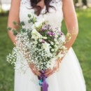 Dress Designer: Allure Bridals  Floral Designer: Bill's Enchanted Flowers & Gifts