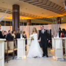 Venue/Caterer:Marquee Events & Catering  Dress Designer:Justin AlexanderfromMarie's Bridal Shop  Groom and Groomsmen Attire:Men's Wearhouse  Ceremony Musician/DJ:Party Pro DJ