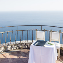 220x220 sq 1475407790085 view point in anacapri for civil ceremony