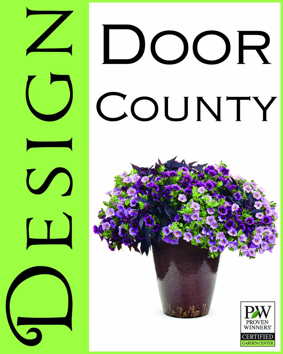 Design Door County Flowers Baileys Harbor Wi