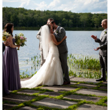 220x220 sq 1444055966105 lacawac sanctuary wedding photos 75