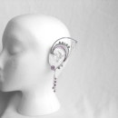 Titania Queen of the Fae Elf Ear Cuff