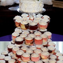 220x220 sq 1421094863492 cupcake wedding cake flowers