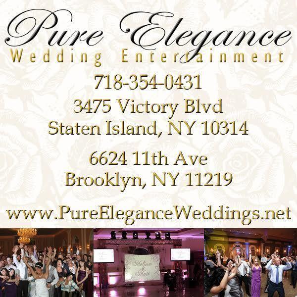 Pure Elegance Wedding Entertainment Reviews Staten