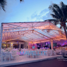 220x220 sq 1487187408756 david y elba cancun beach wedding 93