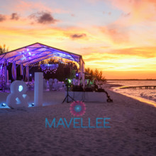 220x220 sq 1487190818838 ivette y rafael cancun beach wedding 143