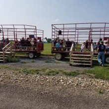 Mane Barn At Nickajack Farms Venue North Lawrence Oh