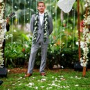 Venue: Moloa'a Shangri-La  Event Planner: Alohana Weddings  Groom and Groomsmen Attire: Tommy Hilfiger  Floral Designer: Davine Blooms