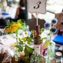 Venue/Caterer:Canlis  Floral Designer:TerraBella