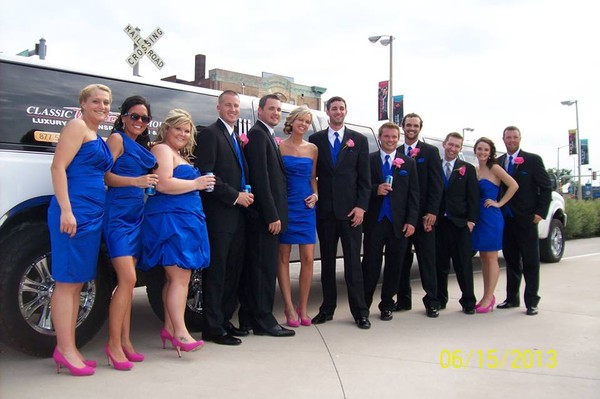 1422485086983 10018263908350776929391652173305n Alexis wedding transportation