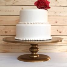 220x220 sq 1424310208707 dsc04144 & Rita Marie Cake Stands - Wedding Cake - Minneapolis MN - WeddingWire