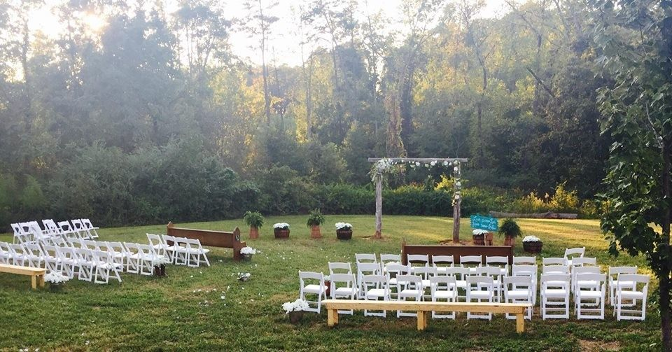 The Stockyard Barn Venue Denton Nc Weddingwire