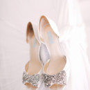Bride's Shoes: Betsey Johnson