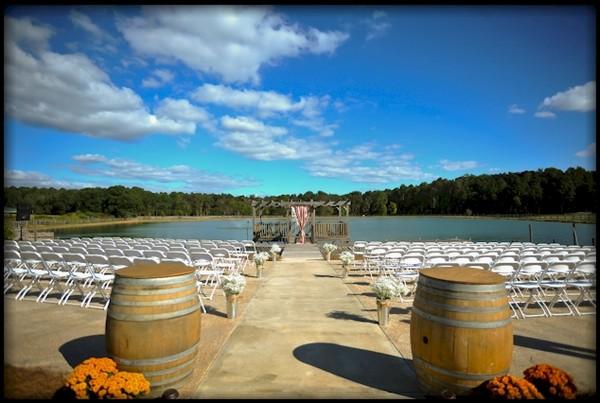 Raleigh Nc Indoor Wedding Venue: Bear Creek, NC Wedding Venue