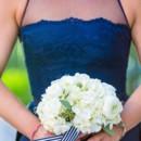 Bridesmaid Attire:Monique Lhuillier  Floral Designer:Sweet Root Village