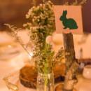 Ceremony Venue: Humphrey Memorial Chapel  Reception Venue/Caterer:The Delafield Hotel  Floral Designer:Avant Garden Florist, Inc.