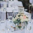 Venue/Caterer:Cannons Seafood Grill Restaurant  Invitations:Wedding Paper Divas  Floral Designer:Floral Occasions