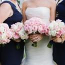 Dress Designer:Vera WangfromSaks Jandel  Bridesmaid Dresses: Lily Pulitzer  Floral Designer:Cache Fleur