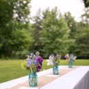 Reception Venue: Woodend Sanctuary  Event Planner: Glow Weddings and Events  Floral Designer: Suzann Stotlemyer
