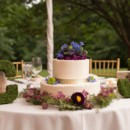 Reception Venue:Woodend Sanctuary  Event Planner:Glow Weddings and Events  Floral Designer:Suzann Stotlemyer  Cake:Silva's Patisserie