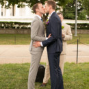 Ceremony Venue: Thomas Jefferson Memorial  Event Planner: Glow Weddings and Events  Officiant: Brett Bearce