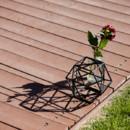 Ceremony Venue: Town Lift Bridge  Floral Designer: Jenna Swan