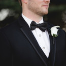 Groom and Groomsmen Attire: President Tuxedo  Floral Designer: Evart Floral Boutique
