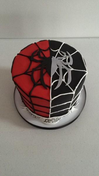 600x600 1452818990340 spiderman cake