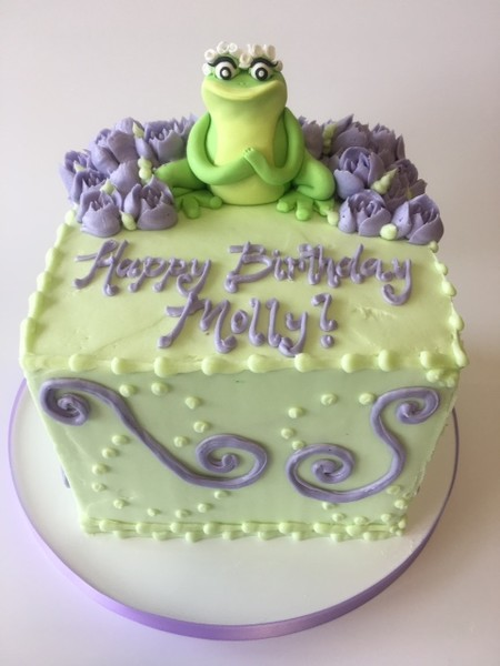 600x600 1494422744172 molly princess frog cake full cake