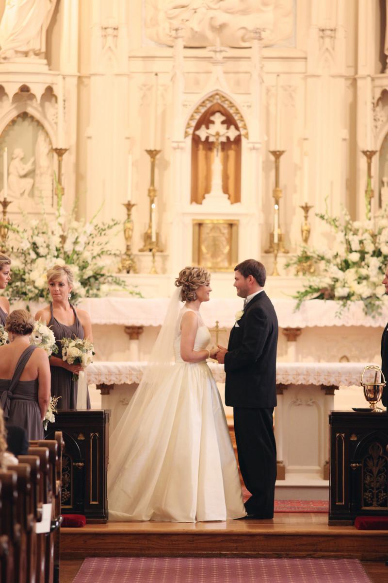 Elegant Tennessee Loft Wedding , Wedding Real Weddings Gallery by ...