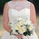 Photo:Photographix  Dress Designer: Augusta Jones fromThe Bride Room  Floral Designer:Enchanted Florist