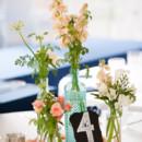 Venue:The Birkby House, Thomas  Floral Designer:Rick's Flowers