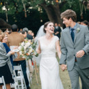 Venue: Mercury Hall  Event Planner: Jessica Moore of Something to Celebrate  Officiant: Jamie Baca