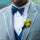 Groomsmen Attire: Men's Wearhouse   Floral Designer: Any Occasion Creation and Westchester Floral Decorations