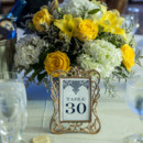 Reception Venue/Caterer/Cake:The Surf Club on the Sound  Event Planner:KEA Event Planners, LLC  Floral Designer: Any Occasion Creation andWestchester Floral Decorations  Invitations:The Write Approachand Ella Gent Ink on Etsy