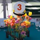 Reception Venue: St. Petersburg Shuffleboard Club  Event Planner: Mia Sophia Designs  Floral Designer:Seminole Florist