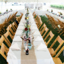 Venue:Kelley Agricultural Historical Museum  Floral Designer: Elsie's Flower Shoppe  Rentals:American Tool and Party Rental  Caterer:Rozzi's Catering