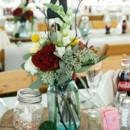 Venue:Kelley Agricultural Historical Museum  Floral Designer: Elsie's Flower Shoppe
