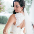 Dress Designer:Amy Kuschel BridefromCarrie Karibo Bridal Boutique  Hair Stylist: Gracie Chrisman of Bobby Cooper Salon  Makeup Artist: MAC
