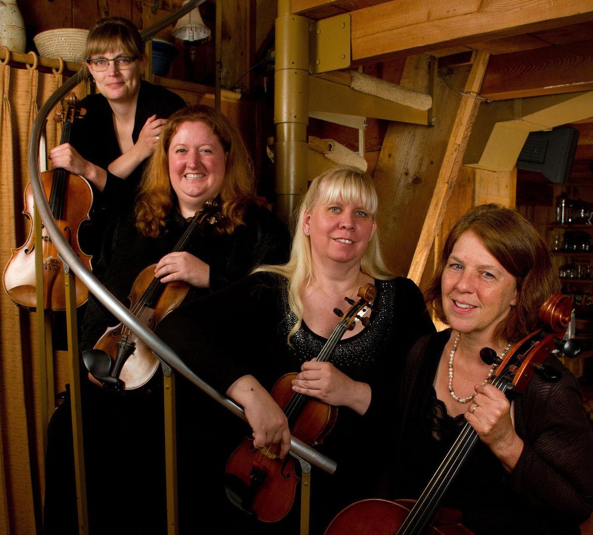 Ceremony Music: Quartessence String Quartet