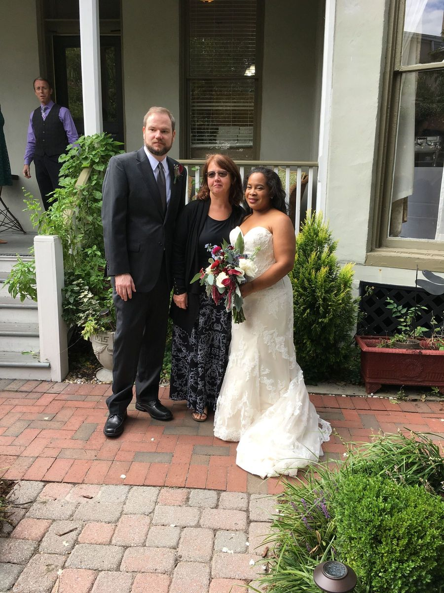 Suzanne Kennedy Wedding Officiant