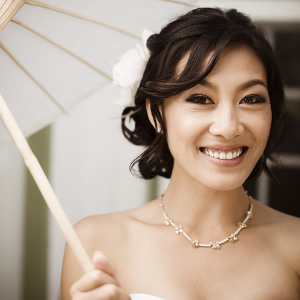 Wedding Hairstyle Asian: Asian Wedding Hairstyles, Wedding Hair & Beauty Photos By