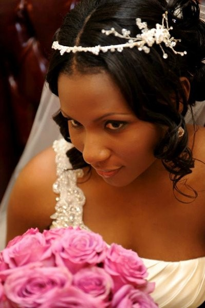african american wedding hairstyles wedding hair beauty photos by pin up doll hair design. Black Bedroom Furniture Sets. Home Design Ideas